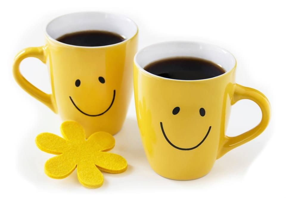 Samen koffie drinken?
